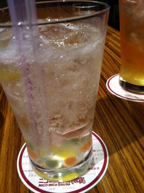 ぷよぷよのジュースの写真