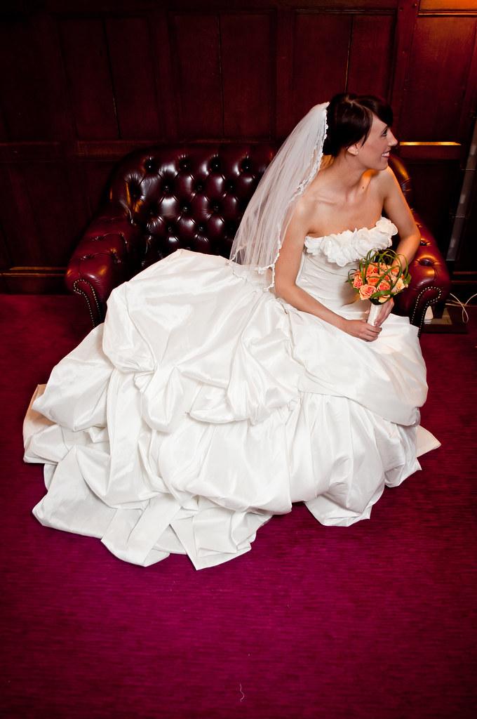Mary post wedding