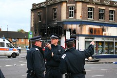Tottenham riots aftermath by Pic_Nick_