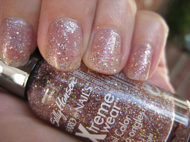 Sally Hansen : Strobe Light