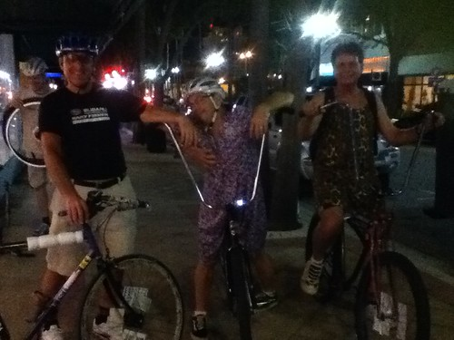 Ladies Night Bike Ride