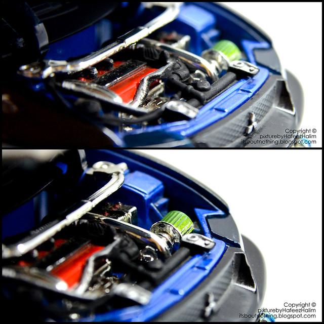 Lancer XI engine