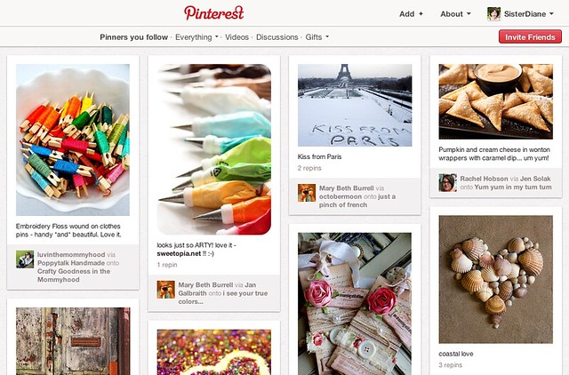 Pinterest, Inspiration, Copying and the Whole Ethics Thing