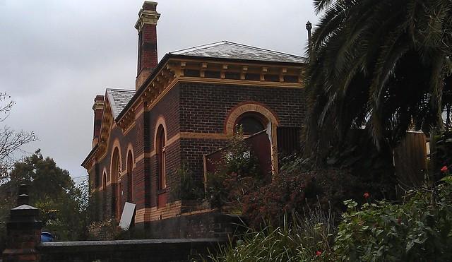 Albert Park station