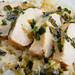 Pollo al Verdeo | Chicken in a Scallion Cream Sauce