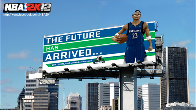 "NBA 2K12: Introducing ""On The Move"" exclusively for"