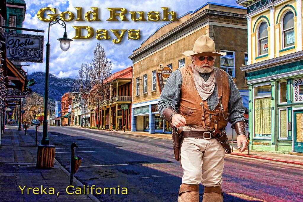 GOLD RUSH DAYS #1