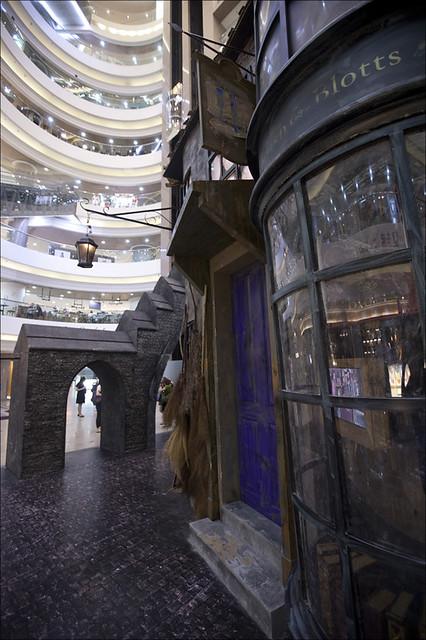 香港時代廣場哈利波特