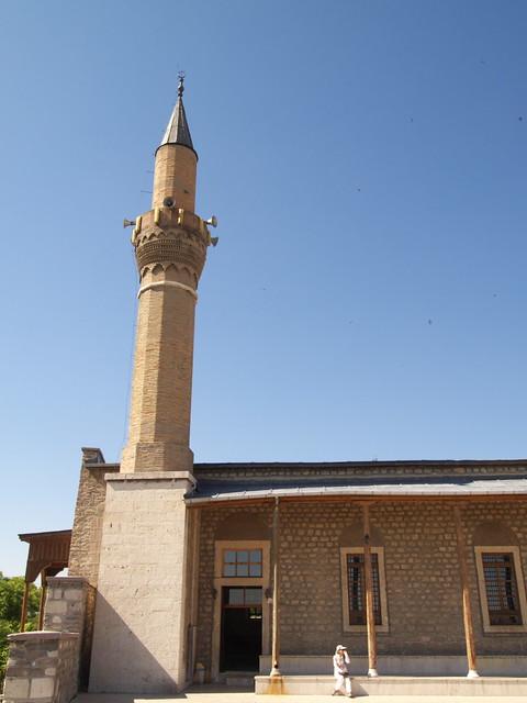 Alaaddin Camii的宣禮塔