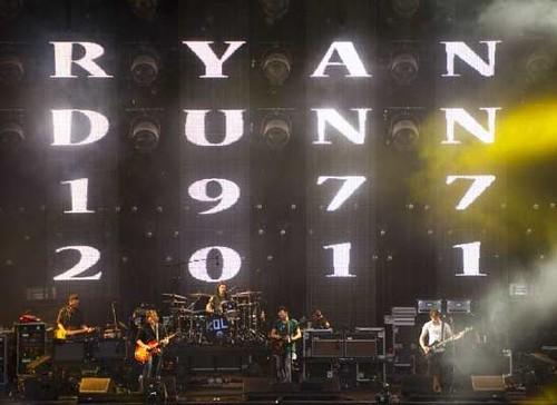 Ryan Dunn Kings of Leon