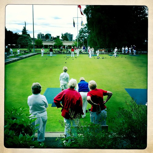 Canada Day Lawn Bowling Tourney