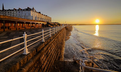 Bridlington (EtienneSA) Tags: travel england beach water beautiful buildings landscape photography town nikon europe dynamic natural pavement walk yorkshire scenic wideangle tourist dreamy hdr bridlington photomatix infinestyle panoramichdr hdrpro thebestofhdr nikond5000