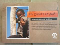 Jari Kivelän valokuvia Sambiasta