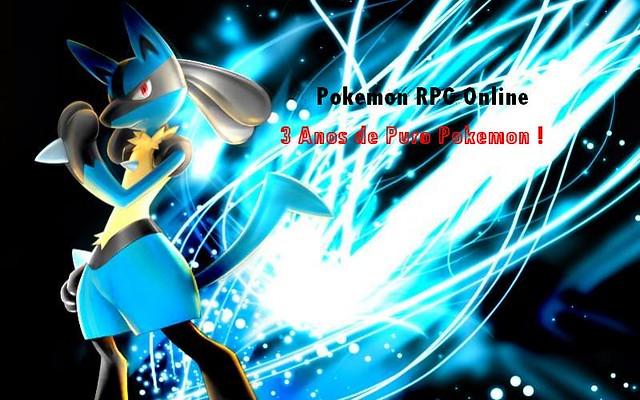 Pokémon RPG Online