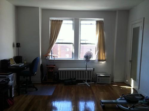 New Apt: Bedroom 2