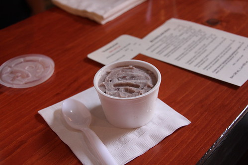 泉アイスクリーム
