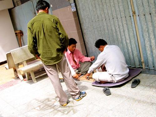 Gambling on Street 01