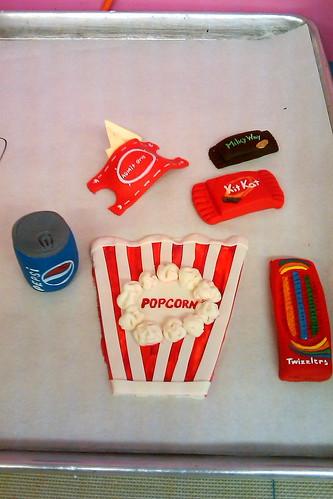 Movie cake 01