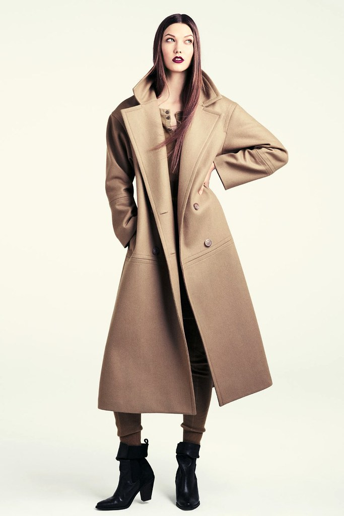 Karlie+Kloss+HM+Fall+2011+Lookbook+10