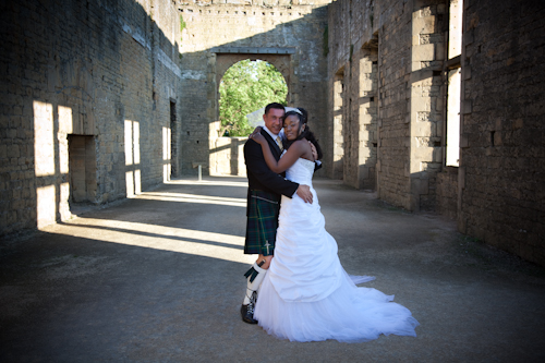 Bolsover Castle Couple Portraits