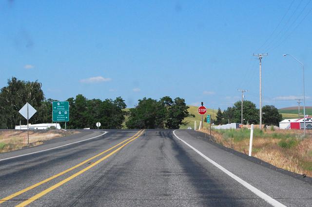 SR 127 @ US 195