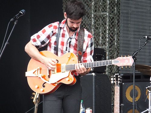 Autumn's Canon at Ottawa Bluesfest 2011