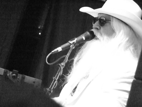 Leon Russell at Ottawa Bluesfest 2011