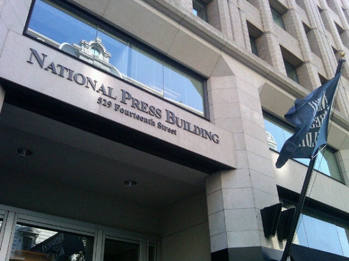 NSLC at the National Press Club