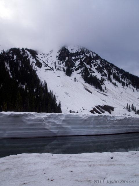 Red Meadow Lake, Montana