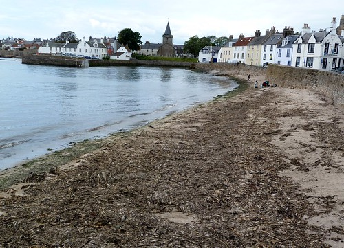 Beach at Anstruther
