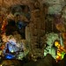 Caverna super turistica em uma das ilhas