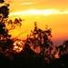 Mais um pôr-do-sol espetacular