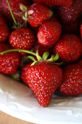 Strawberries from my Garden