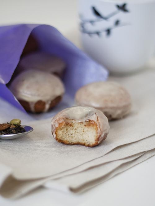 chai doughnuts