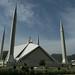 Mosque em Islamabad (maior mosque asiatico)