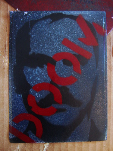Carl Panzram Sticker 1 by Outsider_Industries_Progenitor