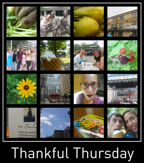 Thankful Thursday 1