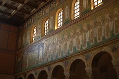 basilica di sant'apollinare nuovo (jkenning) Tags: italy church europe mosaic basilica ravenna europetrip 2011 santapollinarenuovo basilicaofsantapollinarenuovo basilicadisantapollinarenuovo