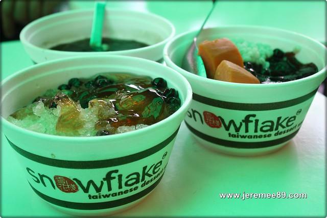 Snowflake @ Sungai Wang KL - My Order