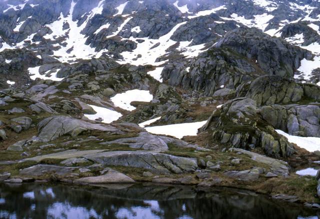 Saint Gotthard Pass