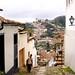 Ingrimes ruelas de Ouro Preto