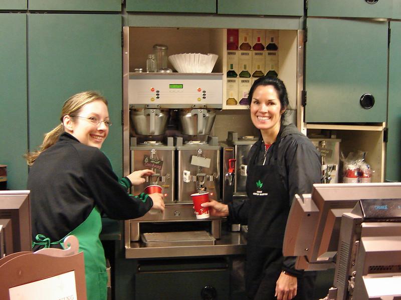 Happy Starbucks