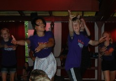 swing kids dance for Herrang Camp 2011