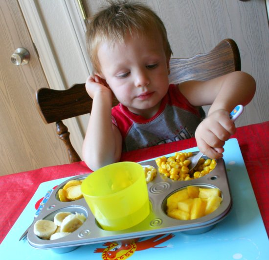 will eating yellow meal