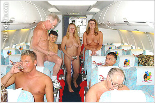 Naked Airlines 109