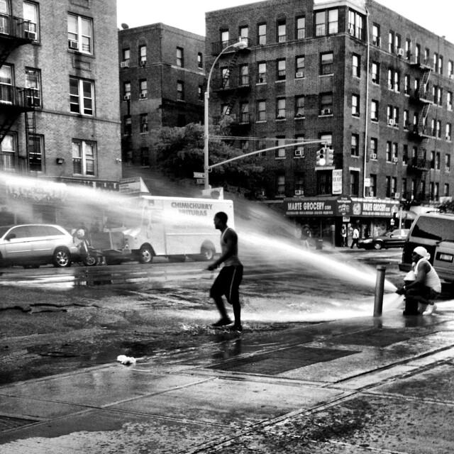 Hydrant Wars