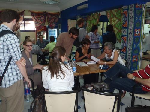 ILI cafeteria July