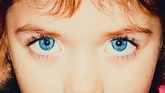 Deep Look (emiliokuffer) Tags: blue look azul eyes blueeyes ojos mirada ojosazules
