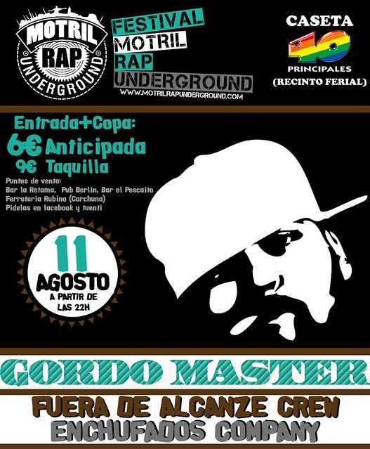 Cartel Gordo Master