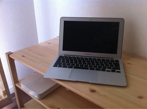 MacBook Air & AirMac Extreme